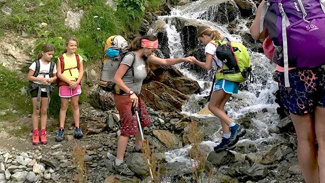 Randonnées pédestres et trekkings