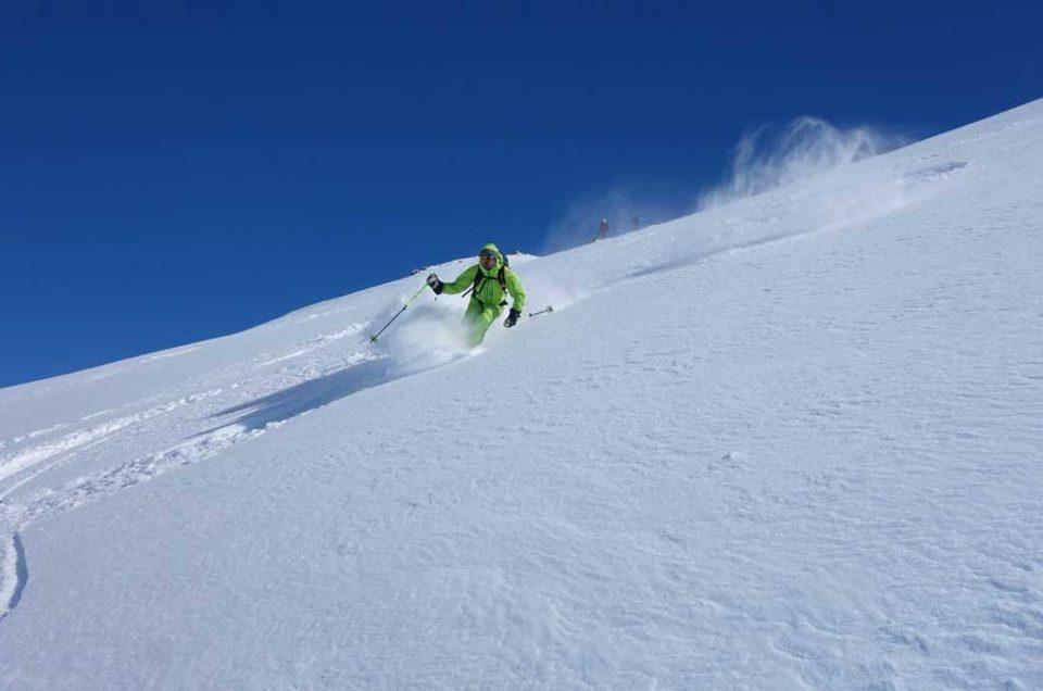 Sibérie Vallée de MAMAI, séjour en étoile à ski de randonnée